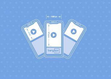 Размеры Живые обложки ВКонтакте