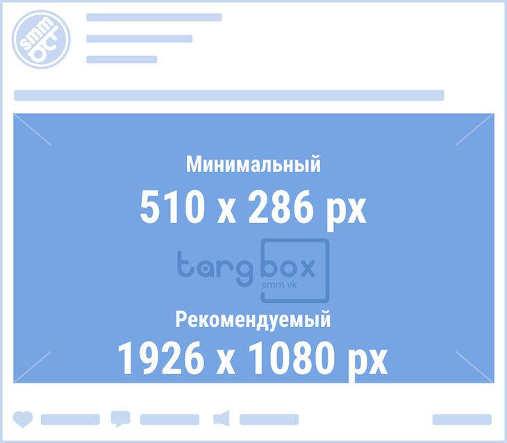Размеры обложки для статьи ВКонтакте