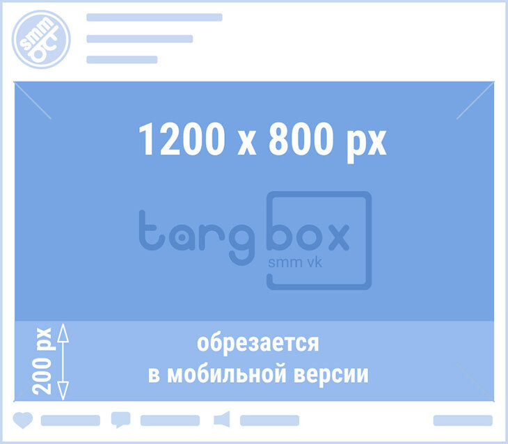 Размеры обложки для фотоальбома ВКонтакте